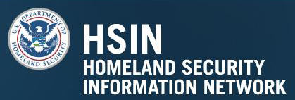 HSIN Homeland Security Information Network